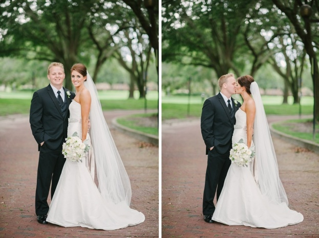 Josh and Rachel Best Photography, Orlando Museum of Art, Amanda and Graham, Bride and Groom Formal