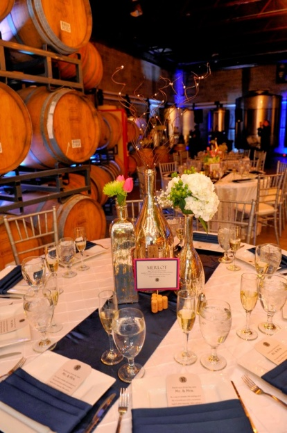 .Parris Photograpy-ACA-Orlando weddings-Stephanie and Eric-round table and chiavari chairs