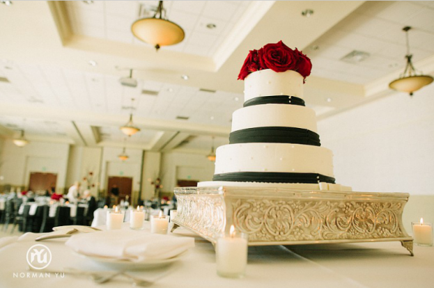 Party Flavors Cake, Aguilera Wedding, Norman Yu Photography, A Chair Affair