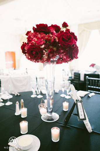 Table Roses, Aguilera Wedding, Norman Yu Photography, A Chair Affair