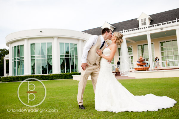 Lake Mary Events Center: Ashley and Brendan