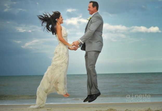 Hammock Beach Resort: Carina and Mike