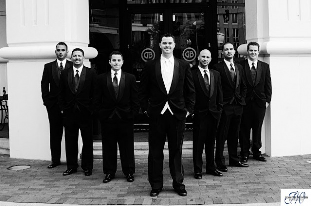 Chair Affair, Jennifer Werner Photography, Groomsmen