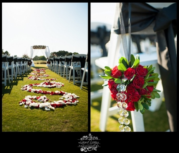 Chair Affair, outdoor wedding chairs