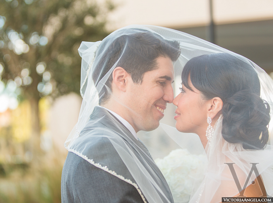 Hilton Bonnet Creek: Maria and Eddy