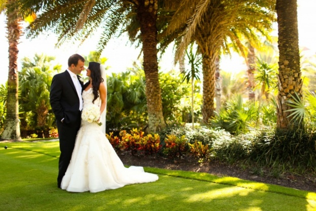 Hammock Beach Resort: Rebekah and Greg