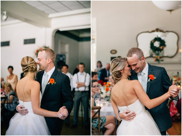 First dance, The Woman's Club of Winter Park, Alison and Andrew, Shutterlife Productions, A Chair Affair event rentals