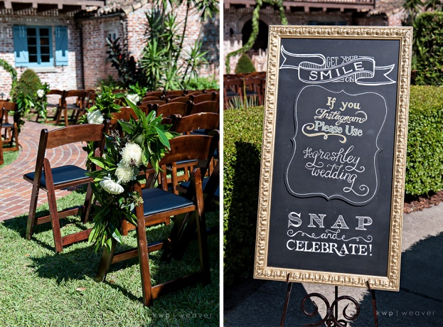 Chalk Shop chalkboard, Casa Feliz, Walker wedding, A Chair Affair Event Rentals