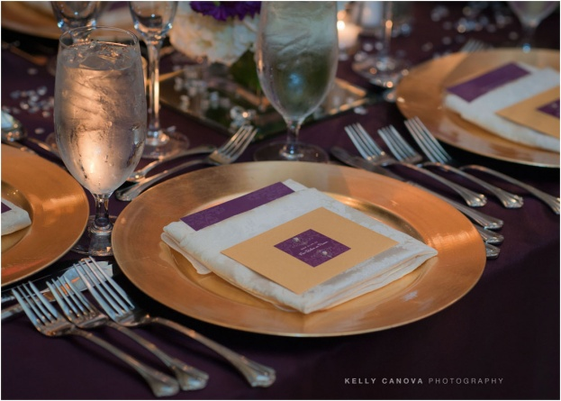 Gold Chargers, Michelle and Paul, Kelly Canova Photography, Grand Bohemian Hotel Orlando, A Chair Affair, Orlando Chair Rentals