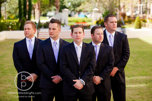 Groomsmen, Orlando weddings, Interlachen Country Club, Orlando Wedding Pix, A Chair Affair rentals