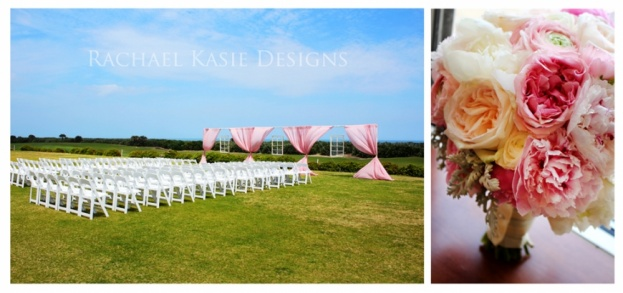 Pastel blush wedding. Orlando Weddings, Hammock Beach Resort, Leah Jean Photography, A Chair Affair Event Rentals 2