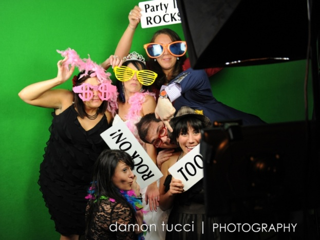 Photo Booth, Orlando Weddings, Waldorf Orlando, Damon Tucci Photography, A Chair Affair Event Rentals