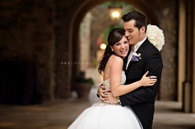 Bella Collina: Nicole and Robert