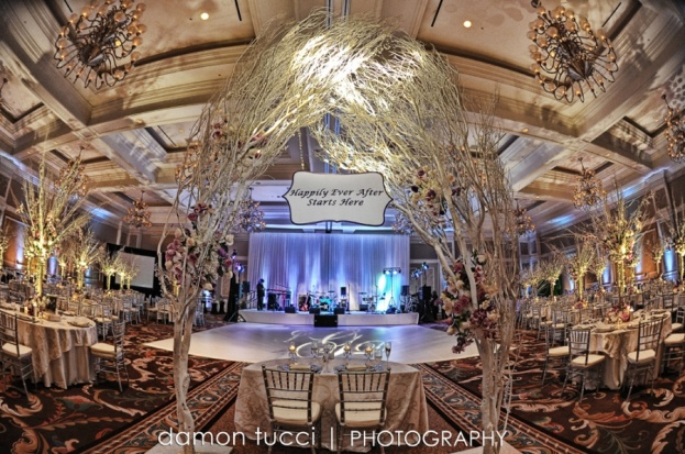 Silver Chiavari Chairs, Orlando Weddings, Waldorf Orlando, Damon Tucci Photography, A Chair Affair Event Rentals