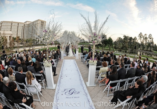 Silver and Purple Wedding, Orlando Weddings, Waldorf Orlando, Damon Tucci Photography, A Chair Affair Event Rentals