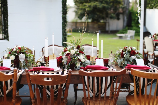mix of seating,Vine and Light Photography, The Acre, Winter Styled Shoot, A Chair Affair Event Rentals