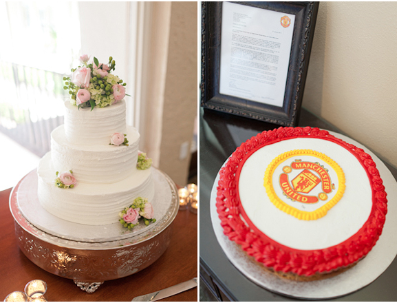 wedding cakes, Winter Park Racquet Club, Emory and Jon wedding, A Chair Affair Event Rentals