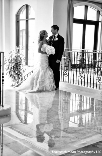 Black and White, Nicole and Mark, Thirteenth Moon Photography, Omni Orlando Resort at ChampionsGate, A Chair Affair, Orlando Chair Rentals