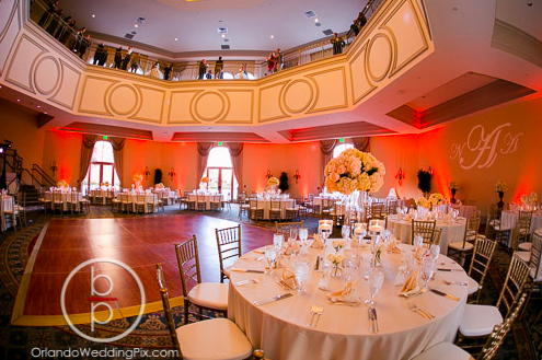 Gold Chiavari Chairs, Orlando Wedding Pix, Rosen Shingle Creek Resort, A Chair Affair Event Rentals, Orlando Chair Rentals