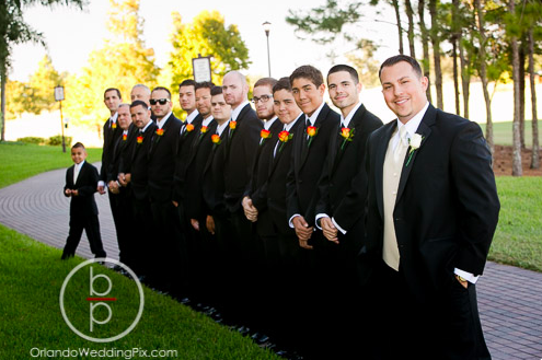 Groom Party Ideas, Orlando Wedding Pix, Rosen Shingle Creek Resort, A Chair Affair Event Rentals, Orlando Chair Rentals