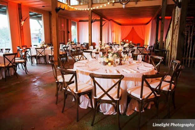 Reception French Country Chairs, Stephanie and Robby, Limelight Photography, Safari Wilderness Ranch, A Chair Affair, Orlando Chair Rentals