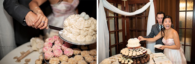 Sweet! Cupcakes, Irene and Anthony, Kristen Weaver Photography, Tap Room at Dubsdread, A Chair Affair, Orlando Chair Rentals
