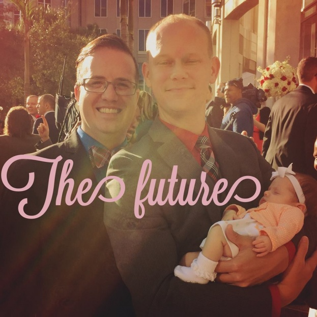 The Future, LGBT Family, Marriage Equality, City Hall, A Chair Affair Event Rentals