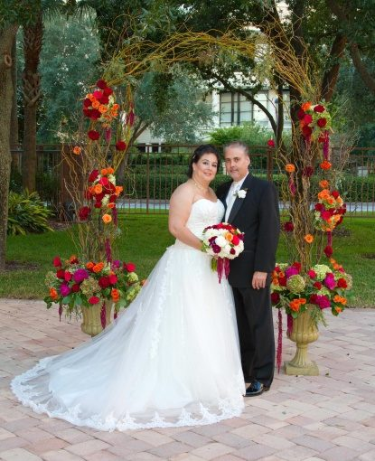 Rosen Centre: Maritza and Carlos