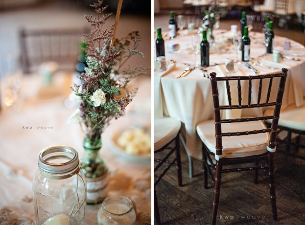 Wood Chiavari Chairs, Irene and Anthony, Kristen Weaver Photography, Tap Room at Dubsdread, A Chair Affair, Orlando Chair Rentals