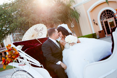 Rosen Shingle Creek Resort: Natasha and Alex