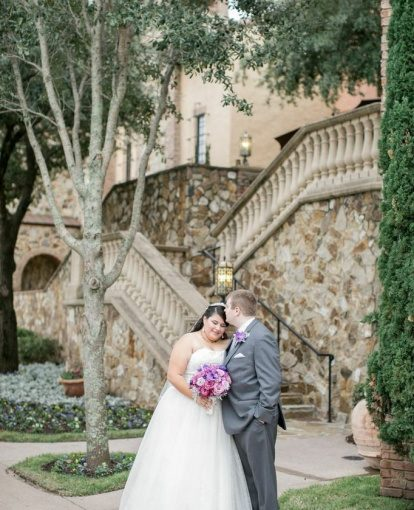 Bella Collina: Ashley and Bob