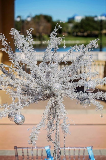 Crystal Tree Decor, Contemporary Captures Photography, Frozen Styled Photo Shoot, A Chair Affair Event Rentals