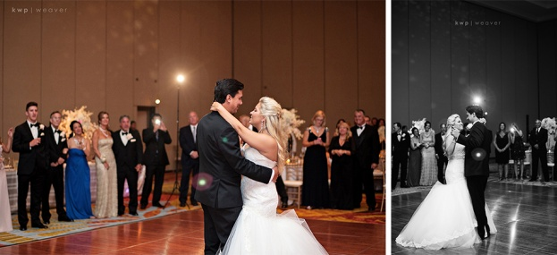 First Dance Photo Ideas, Kristen Weaver Photography, Hyatt Regency, A Chair Affair Wedding Rentals