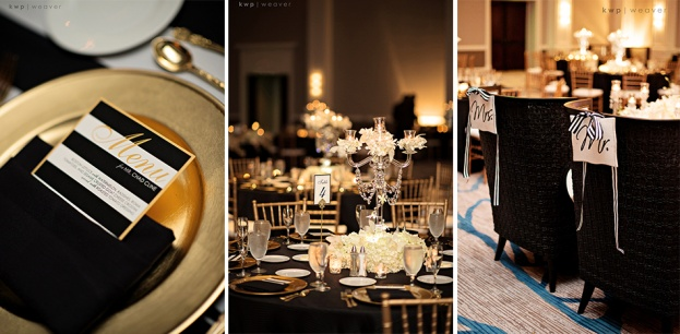 Gold Chiavari Chairs, Kristen Weaver Photography, Hyatt Regency, A Chair Affair Event Rentals, Orlando Chair Rentals