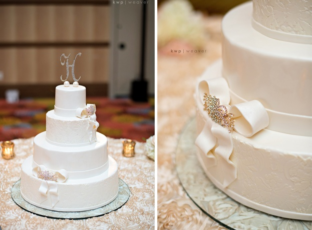 Wedding Cake Ideas, Kristen Weaver Photography, Hyatt Regency, A Chair Affair Wedding Rentals