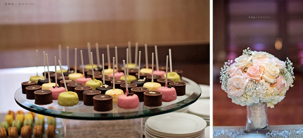 Wedding Dessert Ideas, Kristen Weaver Photography, Hyatt Regency, A Chair Affair Wedding Rentals