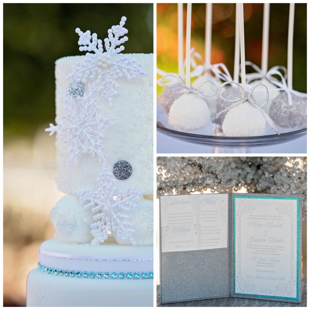 Winter Wedding Ideas, Contemporary Captures Photography, Frozen Styled Photo Shoot, A Chair Affair Event Rentals