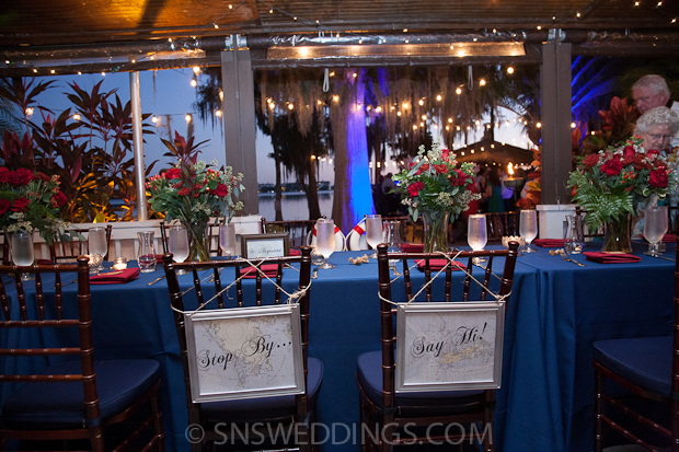 Chiavari Chairs, Paradise Cove, S&S Photography A Chair Affair Event Rentals, Orlando chiavari chair rentals, Orlando wedding