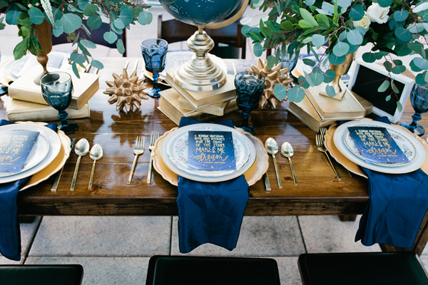 Big Fake Wedding Stargazer Wedding Inspirations A Chair