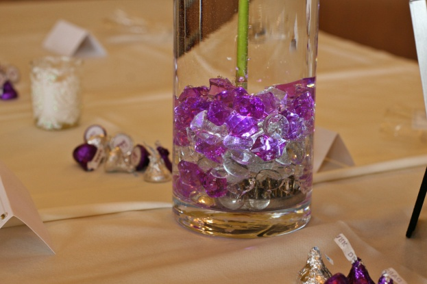 Wedding Reception Centerpieces Ideas, Tara Homan Photography, Red Tail Golf Club, A Chair Affair Wedding Rentals