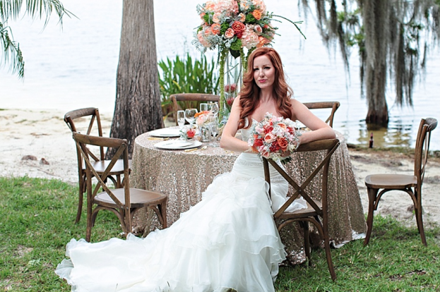 Paradise Cove: Little Mermaid Styled Shoot