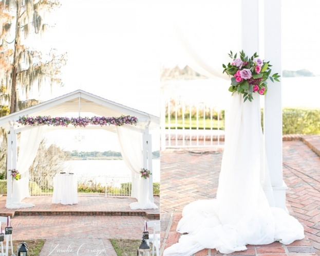 Cypress-Grove-Estate-House-Amalie-Orrange-Photography-Sensational-Ceremonies-Lee-Forrest-Design-White-Resin-Folding-Chairs-A-Chair-Affair-Event