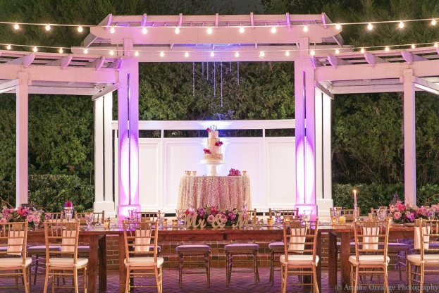 Cypress-Grove-Estate-House-Amalie-Orrange-Photography-The-Sugar-Suite-Rustic-Farm-Tables-Gold-Chiavari-Chairs-A-Chair-Affair-Event