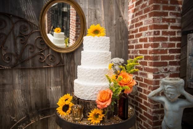 Cafe Davinci Sunflower Wedding Inspiration On The