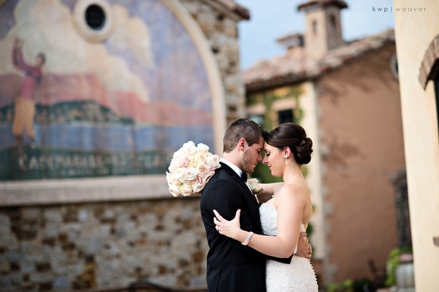 Bella Collina: Alayna & Jeff's Classic Ivory, Rose & Gold Wedding