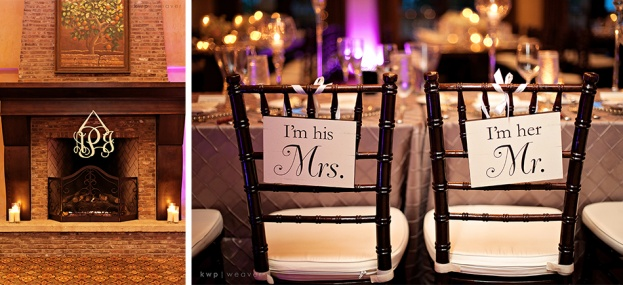 Mahogany Chiavari Chairs, Wedding Chair Signs, Ivory Wedding Ideas, Bella Collina, Kristen Weaver Photography, A Chair Affair Event Rentals