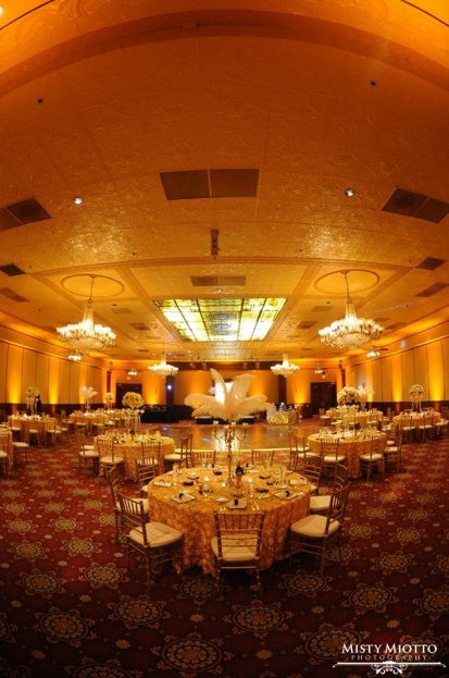 The-Ballroom-at-Church-Street-Misty-Miotto-Photography-Gold-Chiavari-Chairs-Ivory-Chair-Pads-A-Chair-Affair-Event