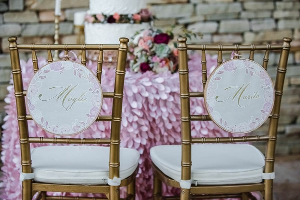 The-Garden-Chateau-Romantic-Floral-Wedding-Inspiration-Sophias-Art-Photography-Gold-Chiavari-Chairs-Ivory-Chair-Pads-A-Chair-Affair-Event