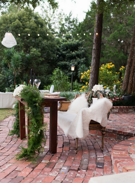 Vintage Sweetheart Table, LH Photography, Wild Acres, A Chair Affair Event Rentals