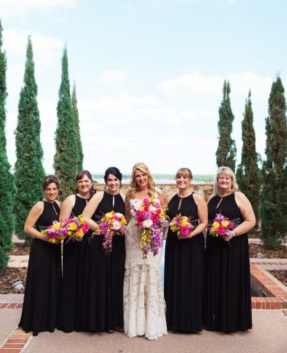 Bella Collina: Mary and Brian's Elegant Spring Wedding